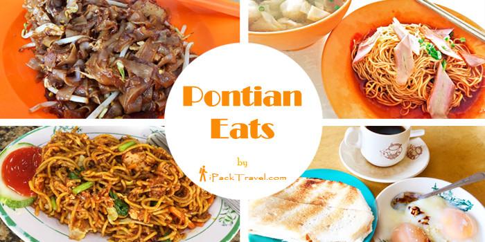 Pontian Kechil Eats