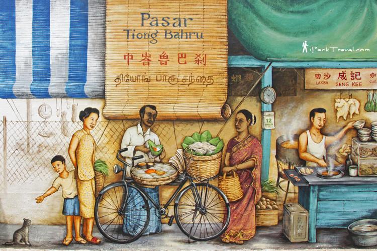 Tiong Bahru Pasar