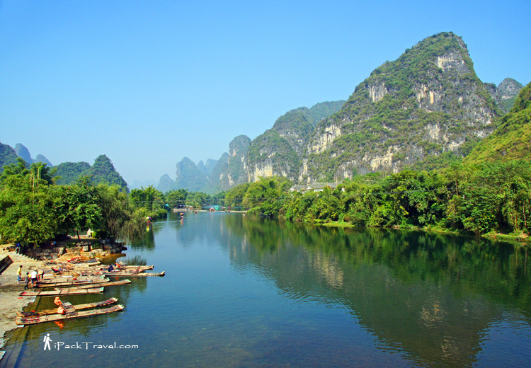 Scenery from Gongnong Bridge (工农桥)