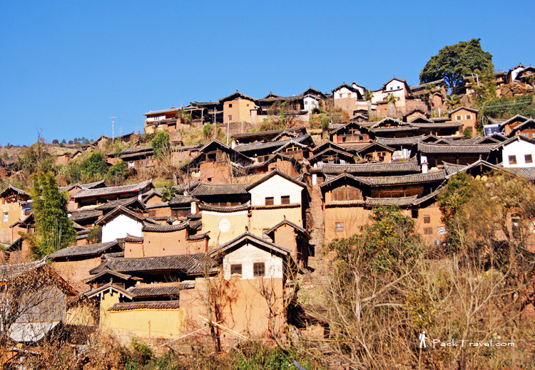 Nuodeng Ancient Village (云龙诺邓古村)