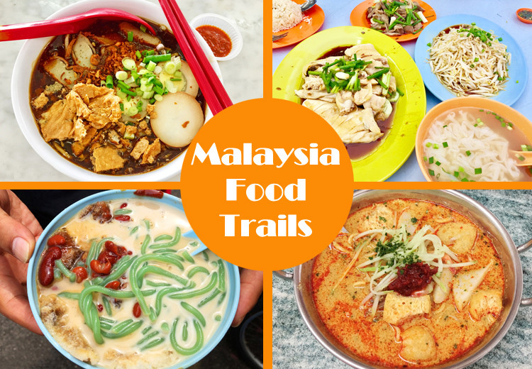 Food Trails in Malaysia