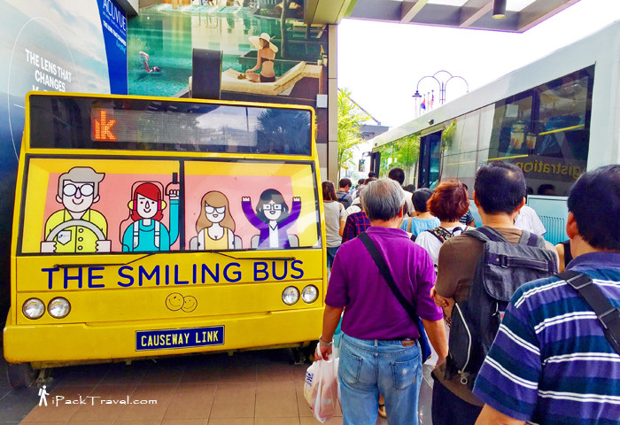 The Smiling Bus