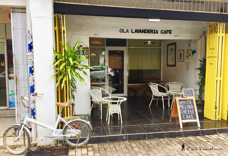 Ola Lavanderia Cafe