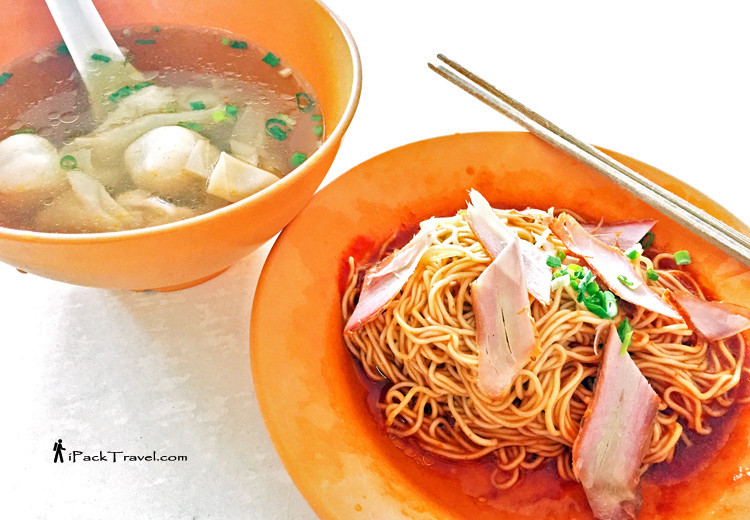 Ah Chuan Pontian Wanton Mee (亚泉面店)