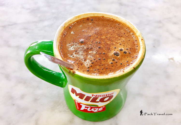 Hor ga sai, Coffee with Milo