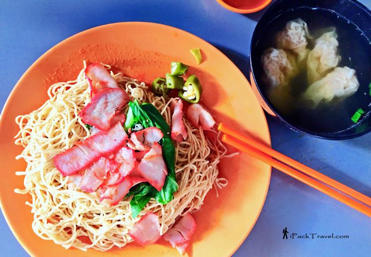 Yit Foh Wanton noodle