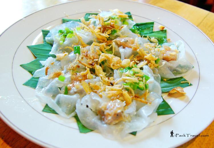 Bánh Bao, Bánh Vạc, White rose dumpling