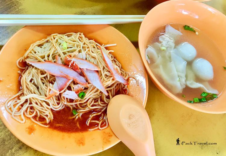Heng Heng Wanton Mee (兴兴云吞面)