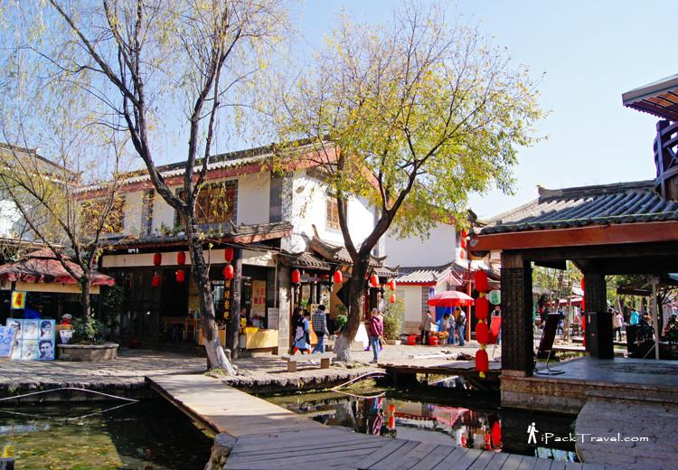 Shuhe Ancient Town (束河古镇)