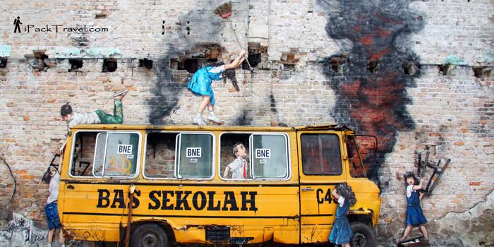 Kuala Lumpur Street Arts