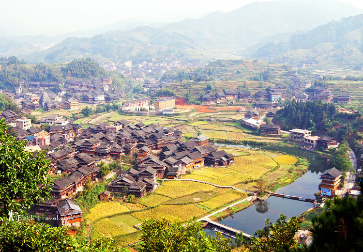 Wide view of Chengyang