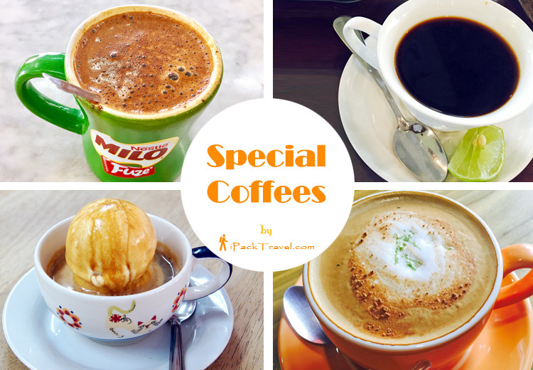 Travel for Special Coffees