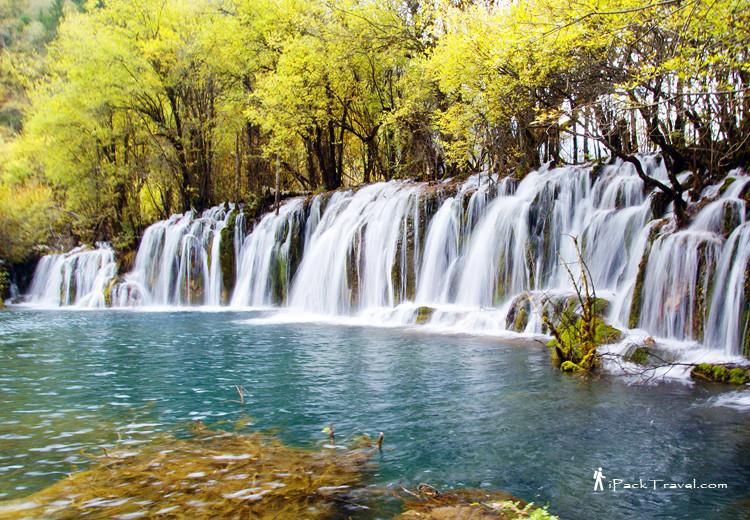 Arrow Bamboo Waterfall