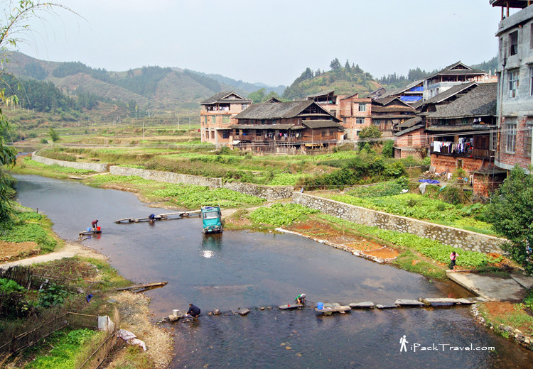 River in Chengyang