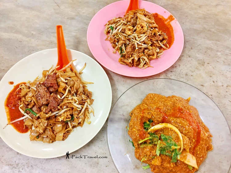 Food in Kong Heng