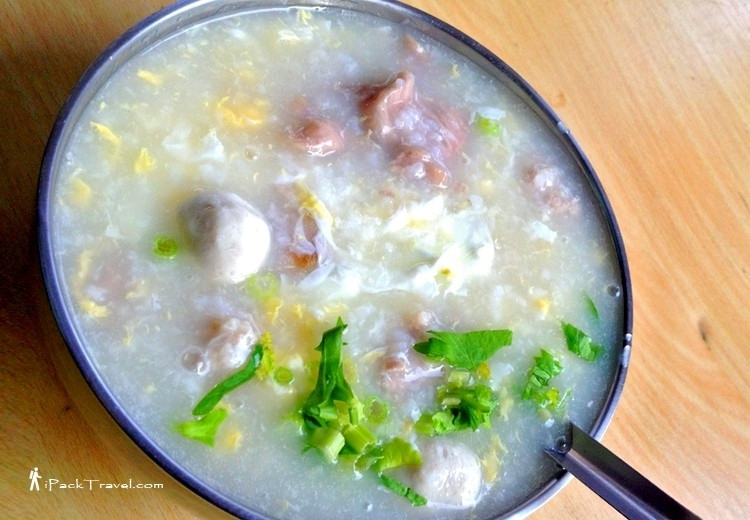 Guangdong Congee (广东粥)