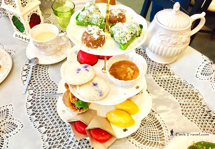 Straits Affair Afternoon Tea Set