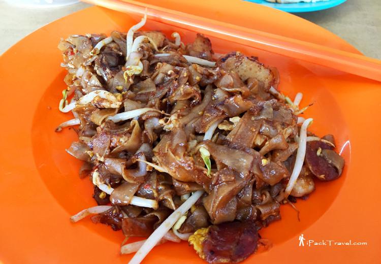 Penang Duck Egg Char Kway Teow
