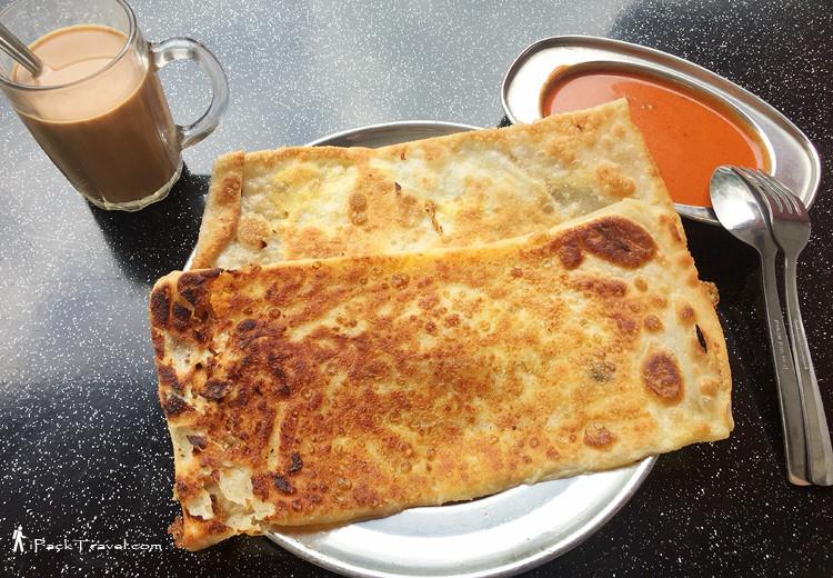 Crispy Roti Prata