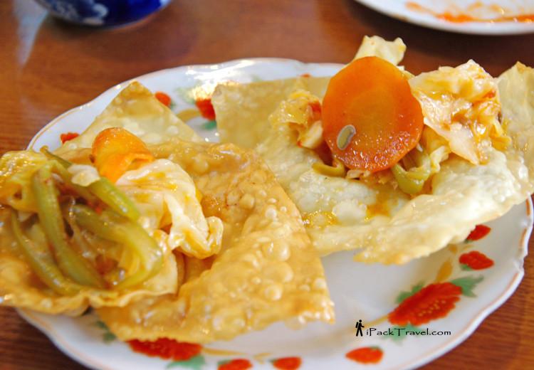Hoành Thánh Chiên Giòn, Fried dumpling
