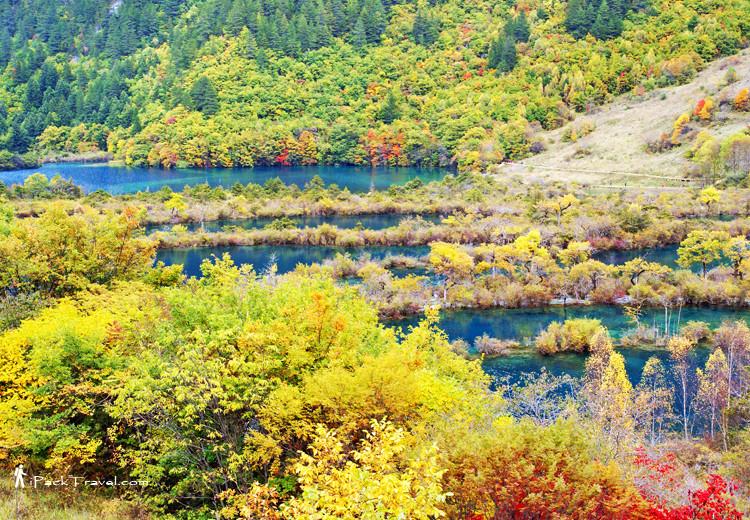 Shuzheng Lakes