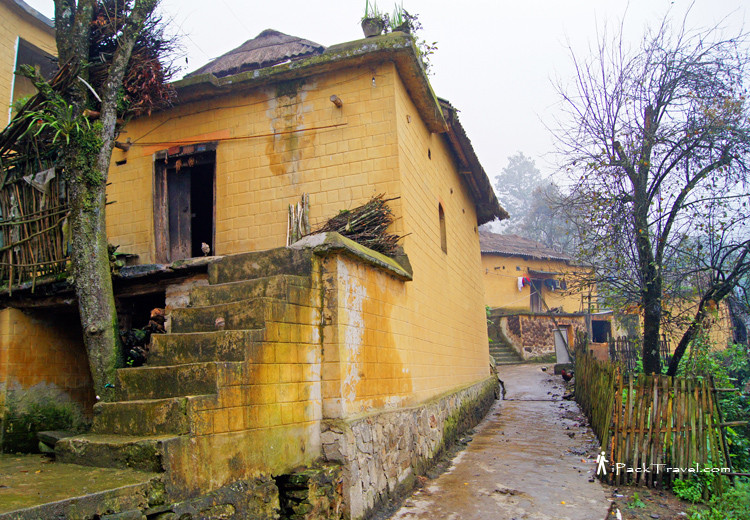 Pugao Old Village (普高老寨)