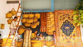 Heritage Murals in Kampong Glam