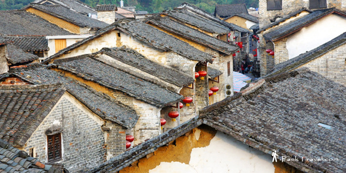 Huangyao Ancient Town in Hezhou