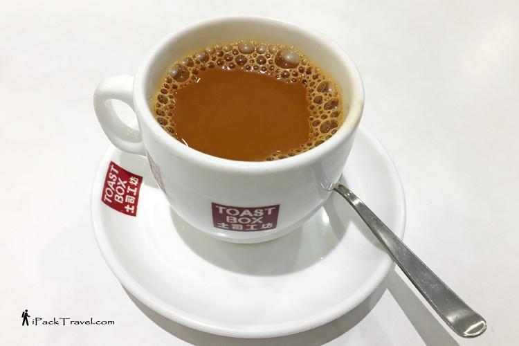 Yuen Yeung, Coffee with Tea