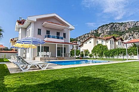 Villa Ay Işığı