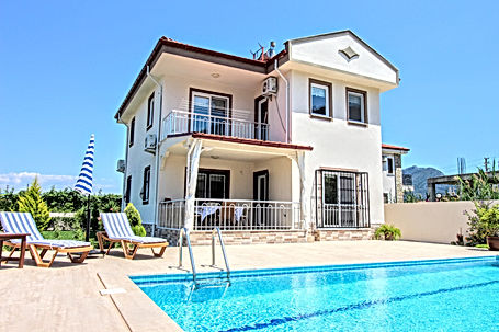 villa to rent