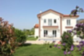 korunaklı villa