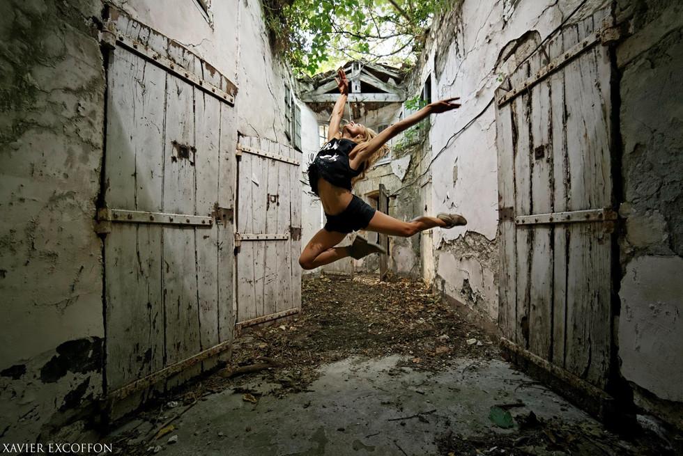 Emilie Phillipps by Xavier Excoffon