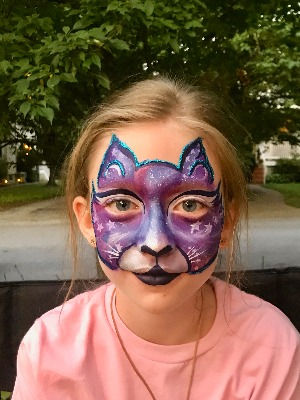 Face Painting Baltimore, Maryland MD
