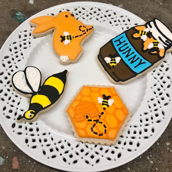 Baltimore Baked Goods - Custom Cookies by Design in Baltimore MD