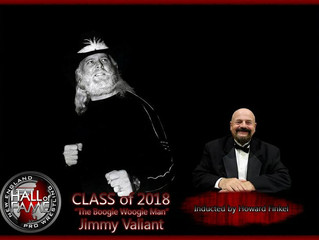 Jimmy Valiant heads to New England Fan Fest 6!!