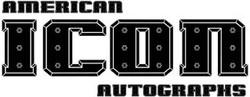 AMERICAN ICON AUTOGRAPHS
