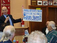 "New England pro wrestling Hall of Fame spotlight ""John Callahan"""