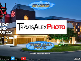 Travis Alex Photo added as Sponsor for New England Fan Fest 7