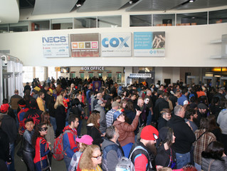 Rhode Island Comic Con 2016 a HUGE success!