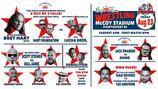 Big Time Wrestling at McCoy Stadium: One Last Time