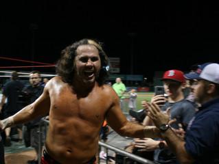 Big Time Wrestling Rocks McCoy Stadium!