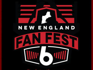 New England Fan Fest 6 is back in full force!!