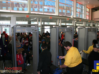 Extra, Extra!! Rhode Island Comic Con from the inside!