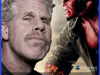 Ron Perlman Rolls into ComiCONN at Foxwoods Resort Casino