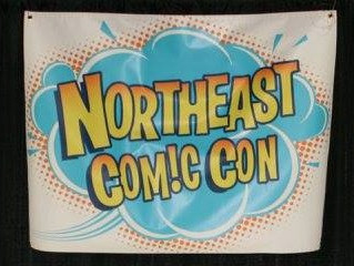 Northeast Comic Con is a Wrap!