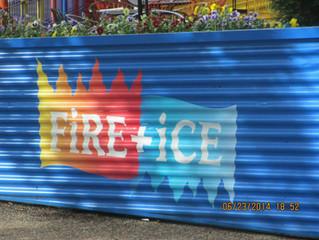 FIRE & ICE Providence bids farewell