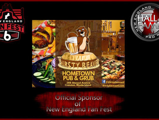 The Thirsty Beaver teams up with New England Fan Fest 6