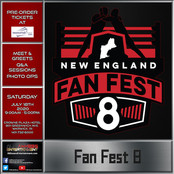 New England Fan Fest 8 CANCELED