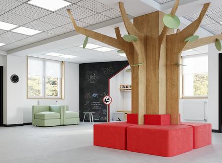 Дизайн проект школы